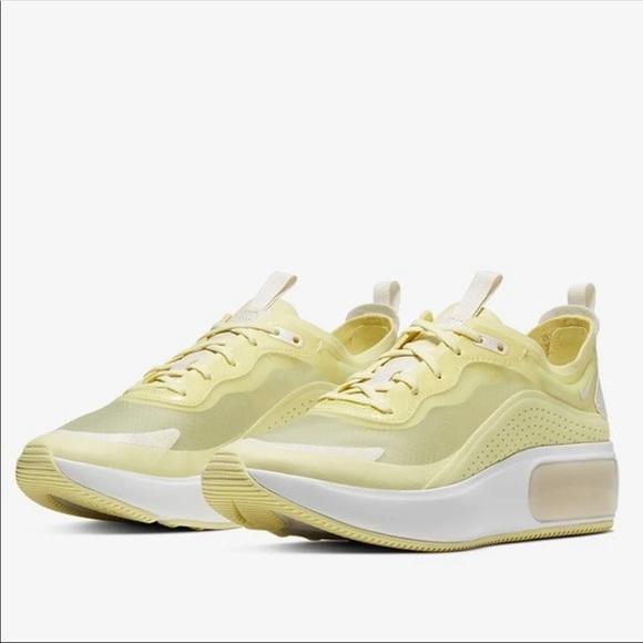 Nike Shoes   Air Max Dia Yellow Nwot